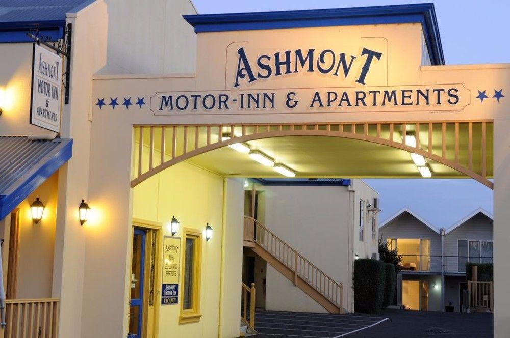 ashmont motor inn port fairy
