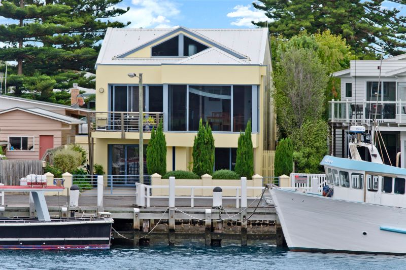 waterfront apartment port fairy